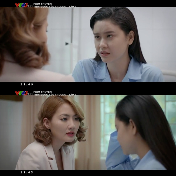 'Trói buộc yêu thương' tập 6: Đi shopping với vợ 'mặt nặng như chì', vừa thấy tình cũ, mắt Trương Thanh Long đã sáng như sao 2