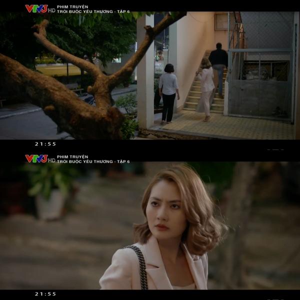 'Trói buộc yêu thương' tập 6: Đi shopping với vợ 'mặt nặng như chì', vừa thấy tình cũ, mắt Trương Thanh Long đã sáng như sao 3