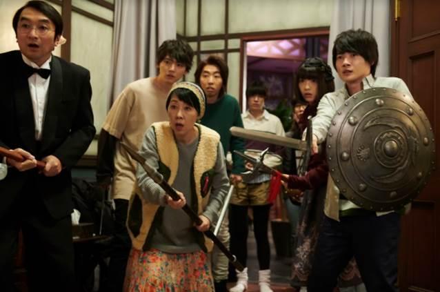 5 bộ phim zombie châu Á gây bão màn ảnh rộng 4