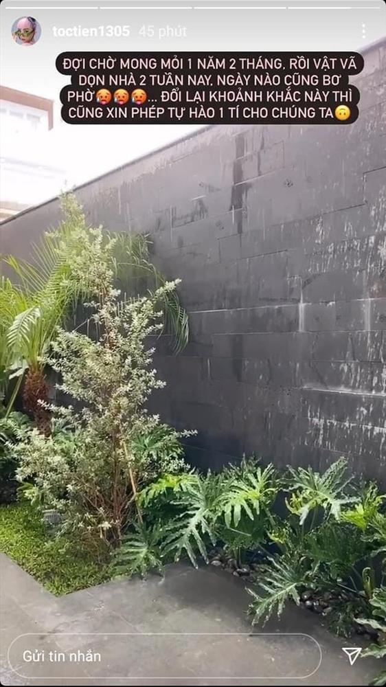 Khám phá ngóc ngách trong căn nhà 270m2 của Tóc Tiên - Hoàng Touliver 3