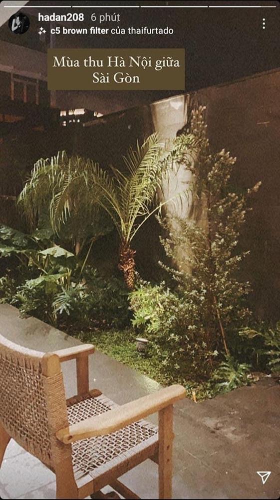 Tóc Tiên và Hoàng Touliver ưu tiên nhiều cây cảnh và không gian thoáng cho tổ ấm.