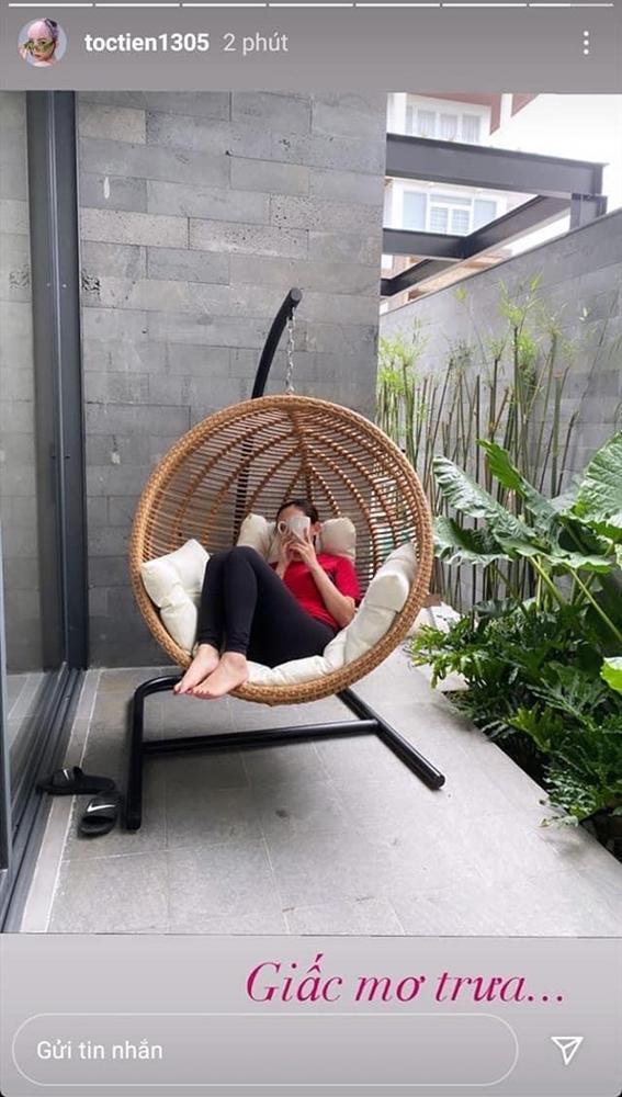 Khám phá ngóc ngách trong căn nhà 270m2 của Tóc Tiên - Hoàng Touliver 5