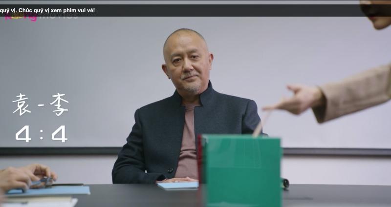 Vương tổng quyết định bầu cho Viên Tuệ Trung
