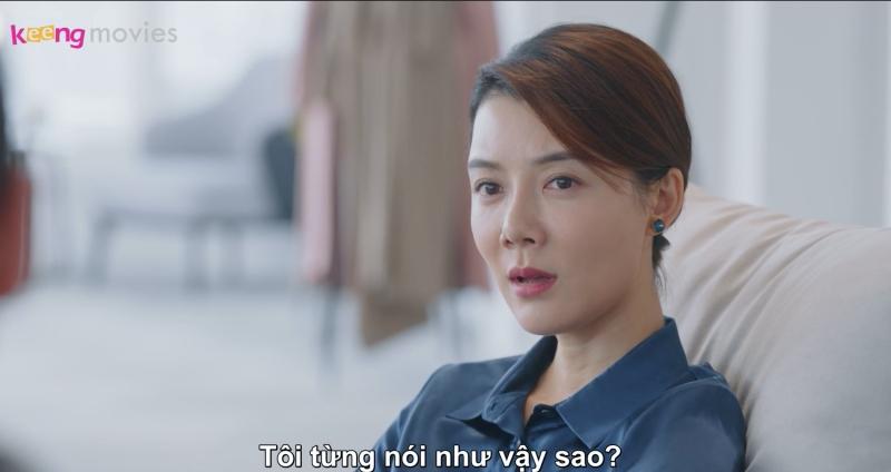 'Tôi thân yêu' tập 25-26: Lưu Thi Thi thà không kết hôn nhưng phải lập nghiệp, Chu Nhất Long thất vọng đòi chia tay 9