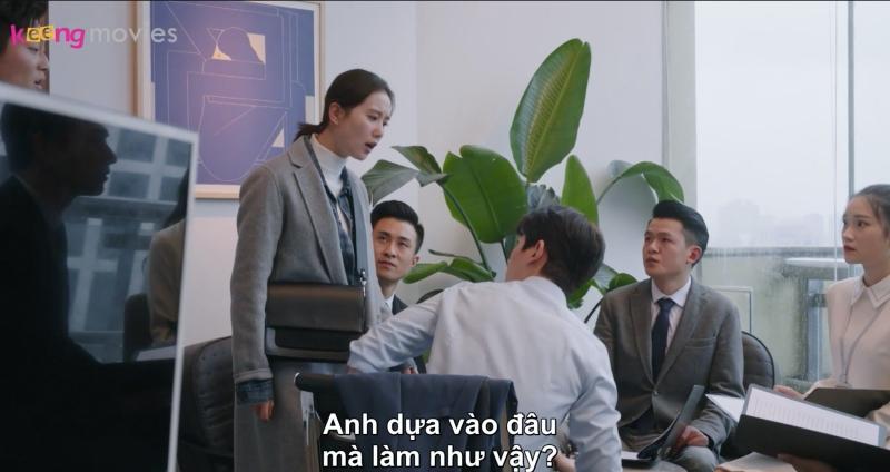'Tôi thân yêu' tập 25-26: Lưu Thi Thi thà không kết hôn nhưng phải lập nghiệp, Chu Nhất Long thất vọng đòi chia tay 11