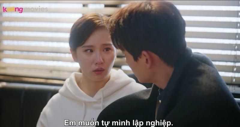 'Tôi thân yêu' tập 25-26: Lưu Thi Thi thà không kết hôn nhưng phải lập nghiệp, Chu Nhất Long thất vọng đòi chia tay 15