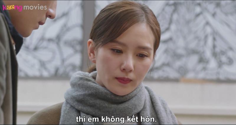 Tư Vũ còn kêu Nhất Minh nghỉ việc, về làm giám đốc điều hành cho mình, nếu không cô sẽ không kết hôn