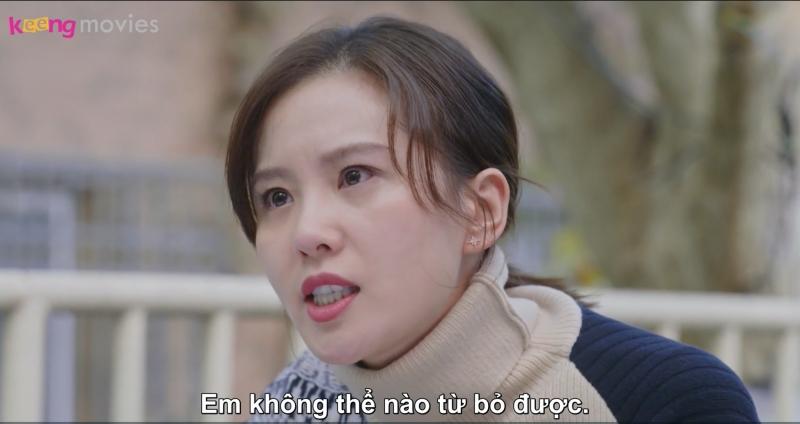 Tư Vũ kiên quyết mình không sai, cô thà không kết hôn cũng phải gây dựng sự nghiệp để lấy lại thể diện
