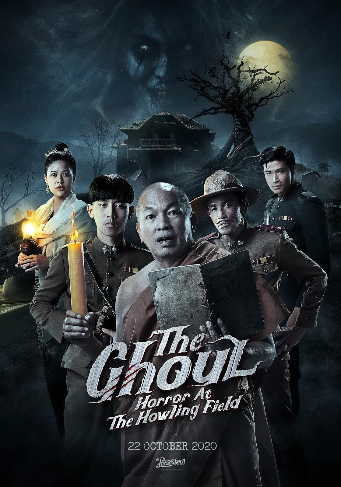 Tháng Halloween đến rồi, lướt nhanh loạt phim kinh dị hấp dẫn và sẵn sàng ra rạp thôi 6