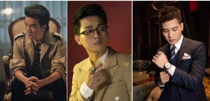 Đàm Vĩnh Hưng, Hoài Lâm, Quân A.P cùng loạt sao Vpop đã chọn 'hoa' kể về những mối tình dang dở, chễm chệ leo top các BXH âm nhạc