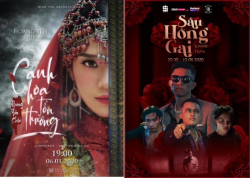 - Hoàng Yến Chibi, Sầu Hồng Gai - Jombie ft Tkan.