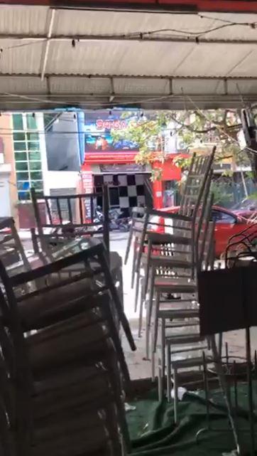 Hình ảnh ngổn ngang tại nhà hàng sau vụ bị bùng 150 mâm cỗ cưới: Chủ quán thẫn thờ... 4