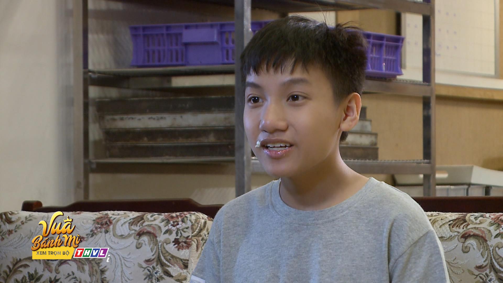 'Vua bánh mì' tập 8: Đúng là 'cha nào con nấy', con trai Cao Minh Đạt cũng sở hữu tài nghệ làm bánh từ cha 1