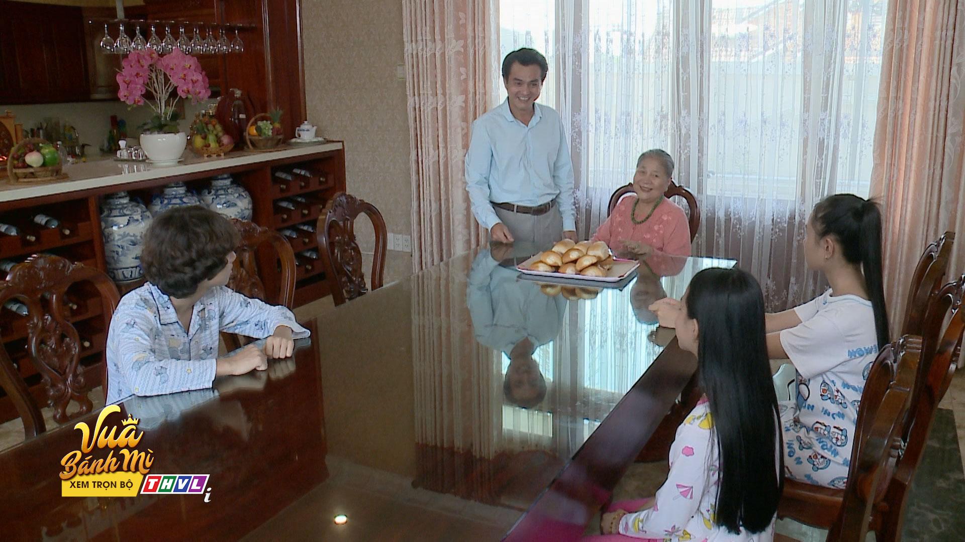 'Vua bánh mì' tập 8: Đúng là 'cha nào con nấy', con trai Cao Minh Đạt cũng sở hữu tài nghệ làm bánh từ cha 3