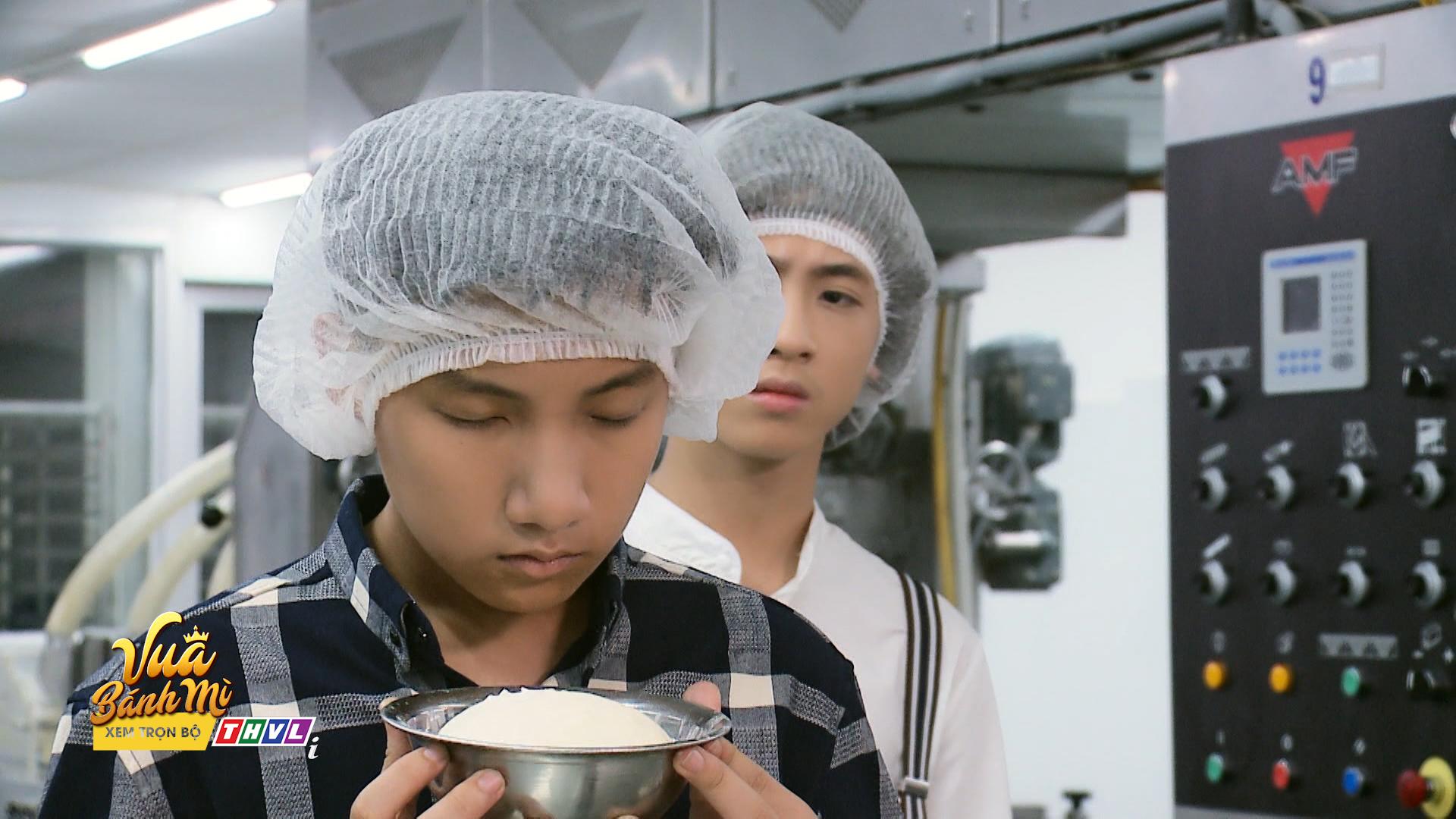 'Vua bánh mì' tập 8: Đúng là 'cha nào con nấy', con trai Cao Minh Đạt cũng sở hữu tài nghệ làm bánh từ cha 7