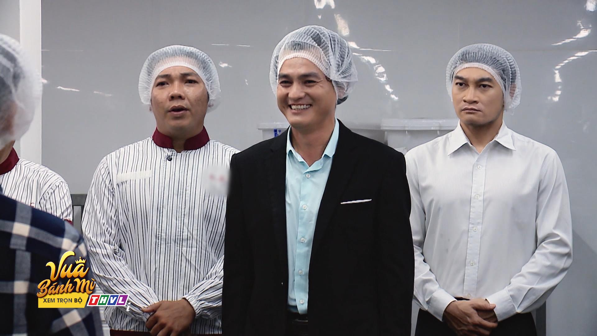'Vua bánh mì' tập 8: Đúng là 'cha nào con nấy', con trai Cao Minh Đạt cũng sở hữu tài nghệ làm bánh từ cha 8