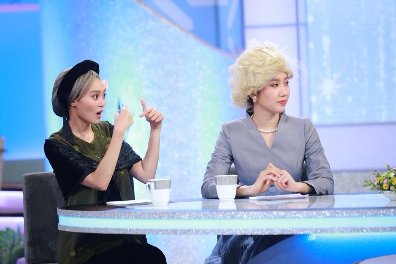 Hari Won không cho mẹ chia tài sản cho ai, bà cũng từ chối không trông con giùm 1
