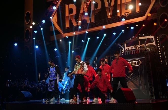 Binz 'Rap Việt': Tôi không nghĩ Ricky Star và R.Tee là 2 người mạnh nhất của đội mình 1