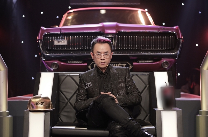 Binz 'Rap Việt': Tôi không nghĩ Ricky Star và R.Tee là 2 người mạnh nhất của đội mình 3