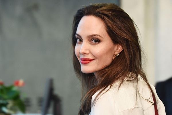 Angelina Jolie đứng ở vị trí thứ 2 nhờ tham gia phim The Eternals của hãngMarvel.