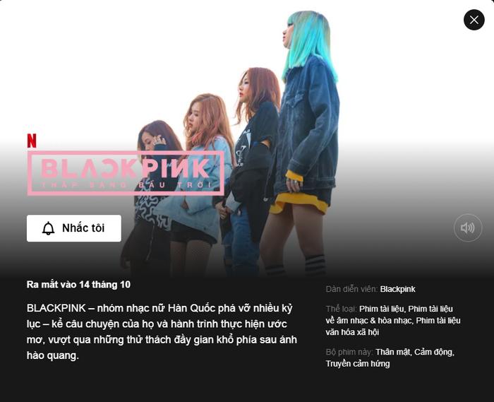 Netflix tung trailer 'BLACKPINK: Light Up the Sky': Hé lộ thêm về quá trình thực tập, sản xuất nhạc 0