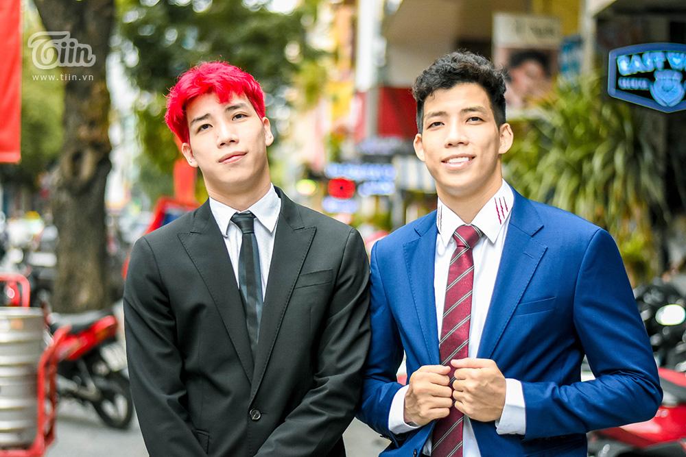 Cặp song sinh nổi tiếng của làng bóng rổ năm nay cùngthi đấu trong đội hình chính thức của Thang Long Warriors.