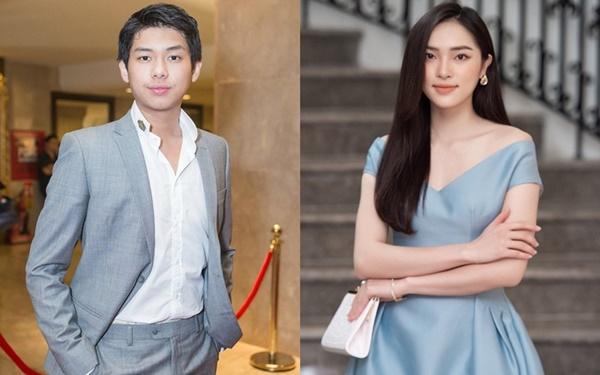 Hiếu Nguyễn và Diệu Linh đang được dân mạng nghi vấn là cặp đôi mới của showbiz Việt.