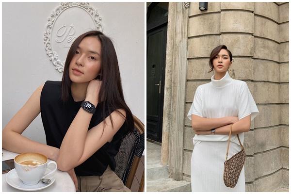 Soi gu thời trang 'bạn gái tin đồn' em chồng Hà Tăng - Hiếu Nguyễn: Kín bưng vẫn quyến rũ 4
