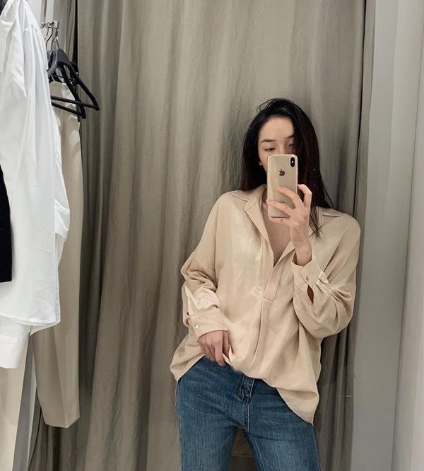 Soi gu thời trang 'bạn gái tin đồn' em chồng Hà Tăng - Hiếu Nguyễn: Kín bưng vẫn quyến rũ 7