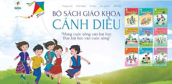 Bộ sách giáo khoa Cánh Diều