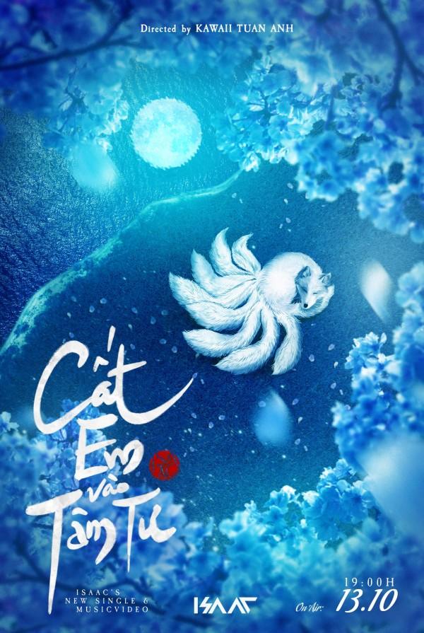 Jun Vũ sẽ là mỹ nhân đảm nhận vai Hồ Ly mê hoặc Isaac trong MV đậm màu liêu trai 0