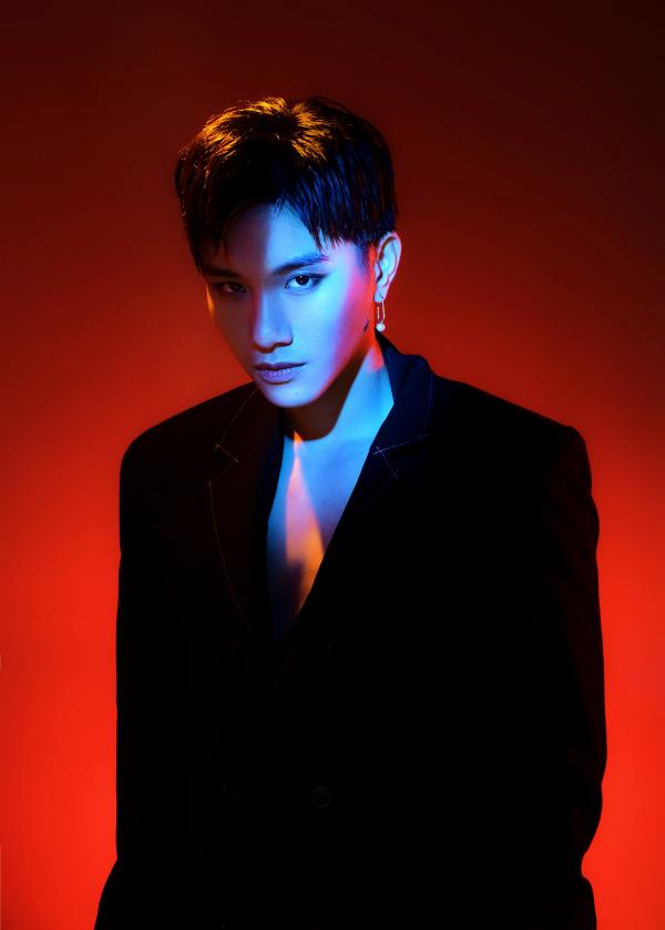 Juun D tung poster cho dự án hợp tác cùng biên đạo của Black Pink 3