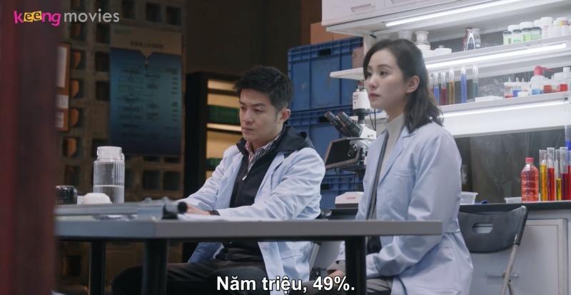 Tư Vũ và giáo sư Cao chỉ đồng ý 5 triệu cho 49%.