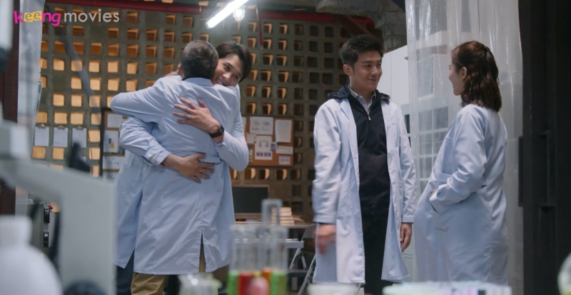 Phòng thí nghiệm của giáo sư Cao lấy được thêm 5 triệu từ Cung tổng, nhưng Hạo Văn và Tư Vũ không ngờ đó lại là tiền của Vương Tử Nhu.