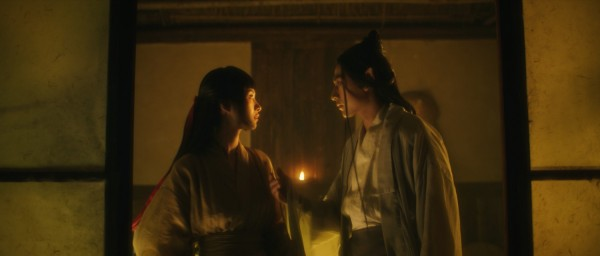Isaac hé lộ tạo hình cửu vĩ hồ, diễn cảnh nóng với Jun Vũ nhưng kết cục lại bi thương 2