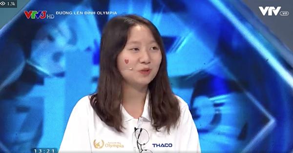 Thảo Linh là đại diện đến từ Hà Nội.