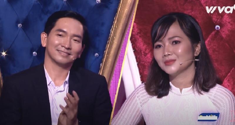 Dù chỉ số phù hợp với Thùy Trang đến hơn 74% nhưng anh chàng Long Hồ lại chọn Ngọc Cầm.