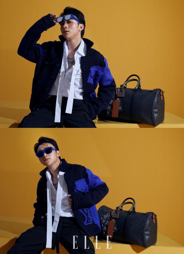 Vừa lên bìa tạp chí Elle, Soobin lại được giám đốc nghệ thuật Louis Vuitton chia sẻ hình ảnh trên Instagram 3