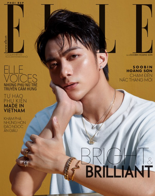Vừa lên bìa tạp chí Elle, Soobin lại được giám đốc nghệ thuật Louis Vuitton chia sẻ hình ảnh trên Instagram 1