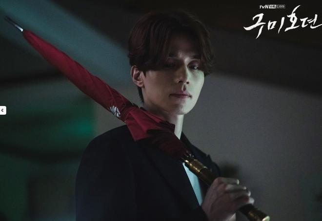 Lee Yeon gây liên tưởng mạnh đến Thần Chết.