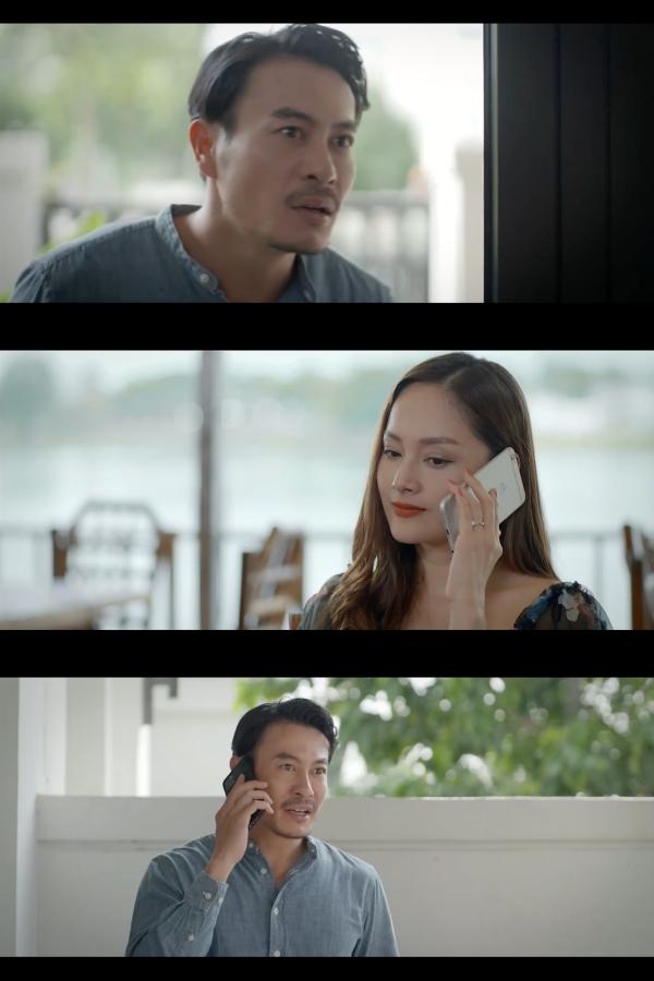 'Trói buộc yêu thương' trailer tập 12: Tú Vi tuyên bố ly hôn nếu chồng không đồng ý tìm người đẻ thuê 0