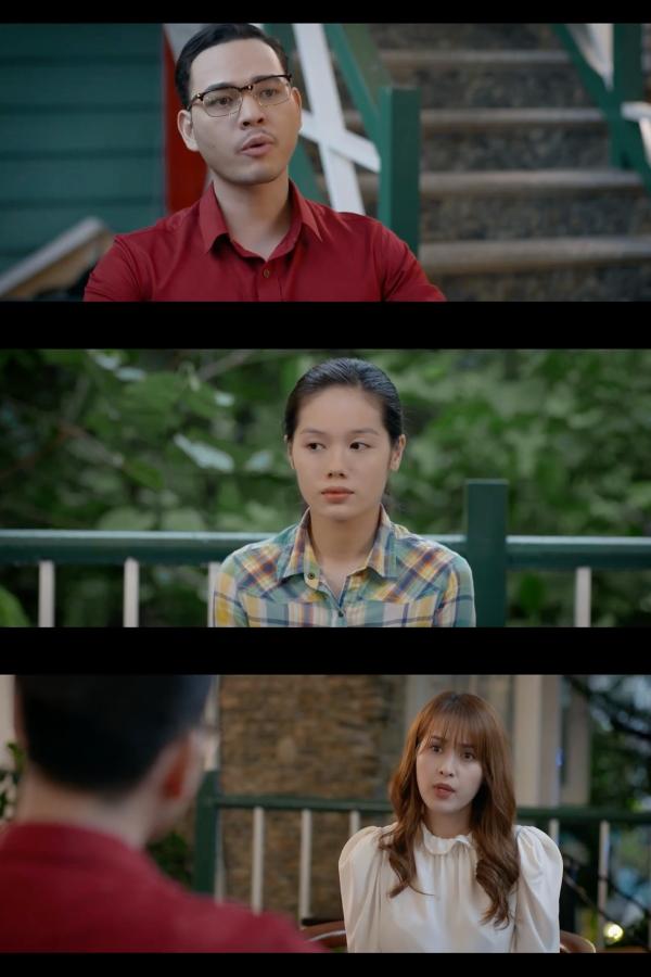 'Trói buộc yêu thương' trailer tập 12: Tú Vi tuyên bố ly hôn nếu chồng không đồng ý tìm người đẻ thuê 1