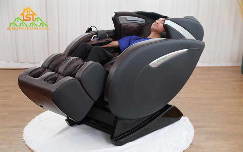 Máy mát xa có tác dụng tốt đối với sức khỏe tinh thần và cơ thể