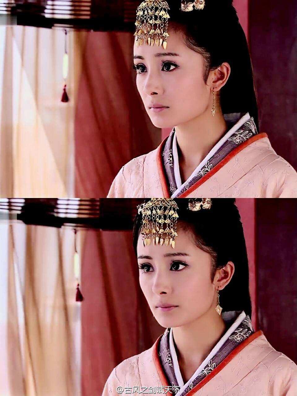 Cô từng vào vai người hầu của Lâm Tâm Như trong Mỹ nhân tâm kế.