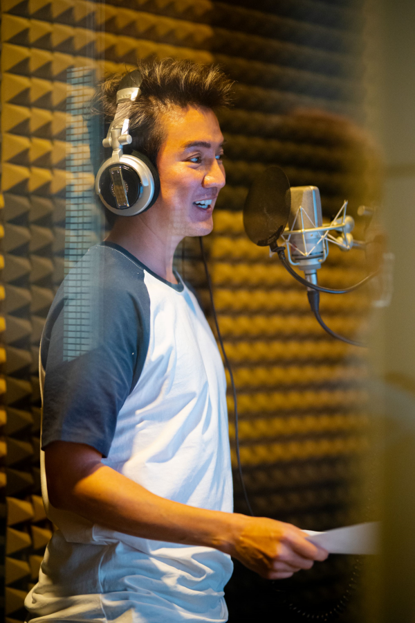 Đàm Vĩnh Hưng hiếm khi làm cameo giọng trong một tác phẩm điện ảnh