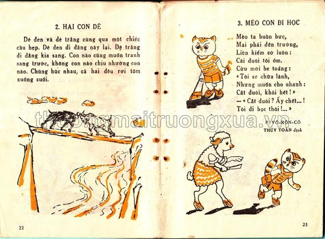Hai câu chuyện hài hước kinh điển được nhiều thế hệ học trò nhớ tới tận ngày nay