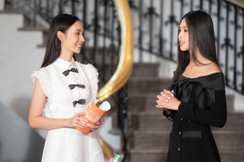 Gặp mặt Top 35 Hoa hậu Việt Nam 2020, Hoa hậu Tiểu Vy diện kín đáo vẫn đẹp lấn lướt 13