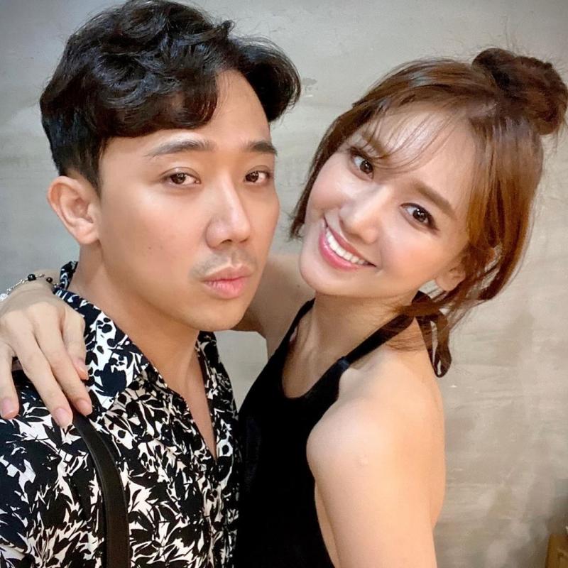 Có lẽ đó là lý do giúp hôn nhân của Hari Won và Trấn Thành vẫn luôn hạnh phúc như ngày đầu.