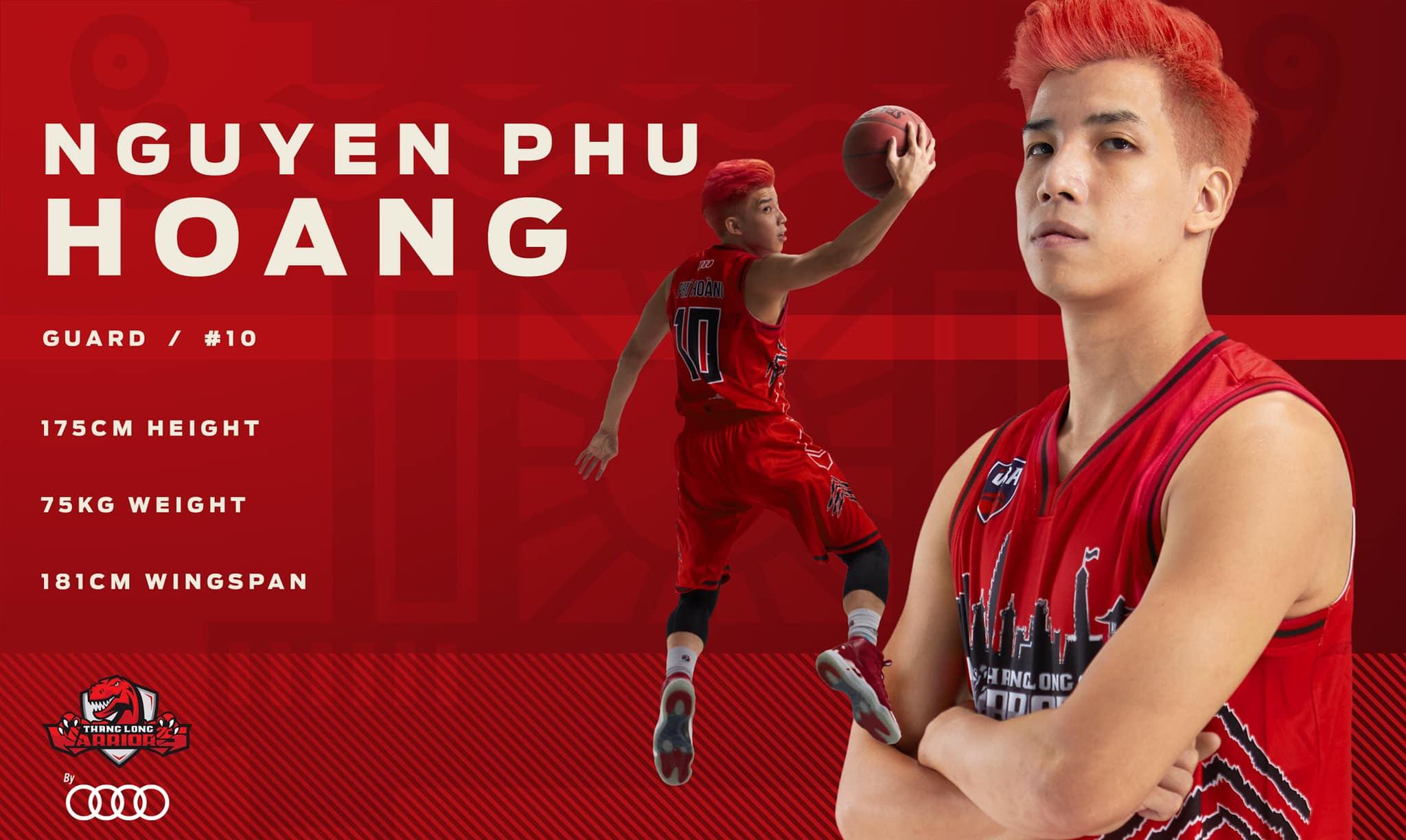 Đội hình chính thức ở VBA 2020 của Thang Long Warriors 2