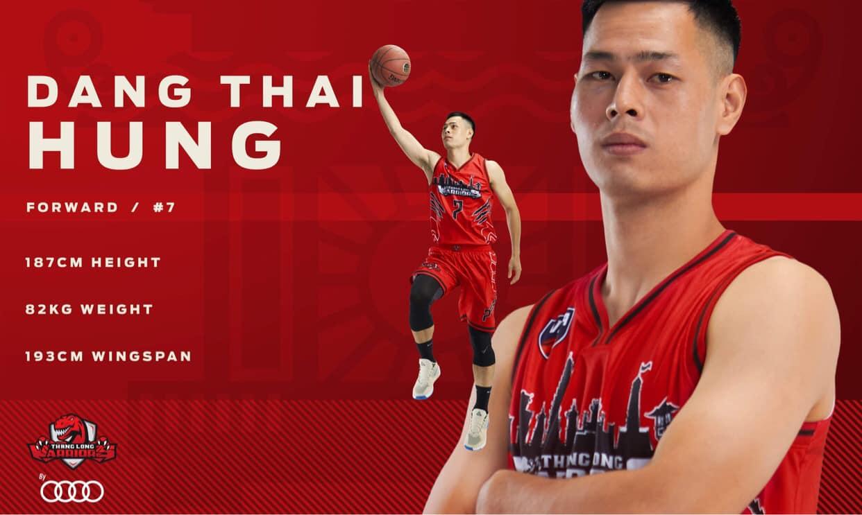 Đội hình chính thức ở VBA 2020 của Thang Long Warriors 4
